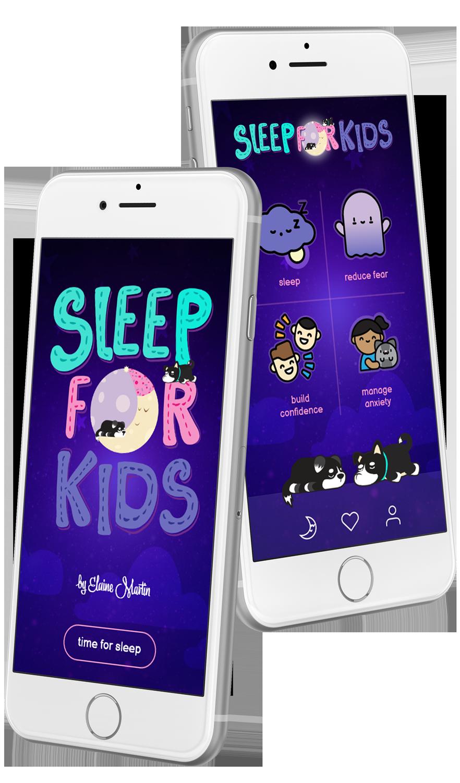 Elaine Martin Sleep Stories App